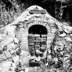 loganwannamaker's photo on Instagram Yoshiki Usui built this wood-fired kiln south of Taos, NM