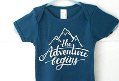 Adorable New Child Present, Child Boy Garments, The Journey Begins Onesie, New child Garments, Hipster Child Garments, Child Bathe Presents, Take Residence Outfit
