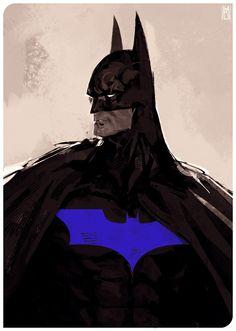 Batman by Borislav Mitkov