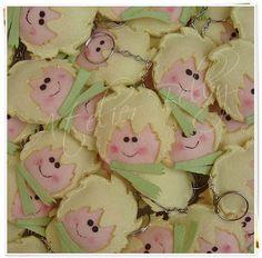 Lembrancinhas Maternidade Nascimento Festa Aniversario E Chá - R$ 59,80 em Mercado Livre