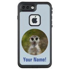 #photo - #Funny Meerkat 02.7_rd LifeProof FRĒ iPhone 7 Plus Case