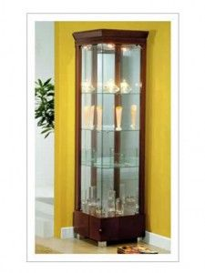 cristaleiras de vidro