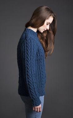 Malin design by Alice Starmore, perfect for winter walks