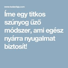 Íme egy titkos szúnyog űző módszer, ami egész nyárra nyugalmat biztosít! Home And Garden, Hacks, Cleaning, Health, Household, Creative, Tips, Lawn And Garden, Health Care