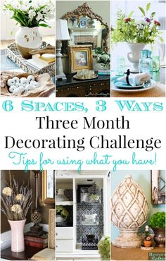 DIY No-Cost Decorating Ideas for Using What You Have | Budget Decor Inspiration