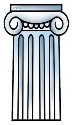 Ancient Greece Columns Middle Ages - Ancient greece columns , antike griechenland säulen , colonnes de la g - Ancient Greece Display, Ancient Greece Ks2, Ancient Greece Crafts, Ancient Greece Clothing, Ancient Greece Fashion, Ancient Greece For Kids, Ancient Greek Art, Egyptian Art, Ancient Aliens