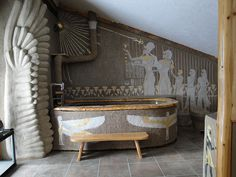 Egyptian bathroom surprise! by CERTs, via Flickr