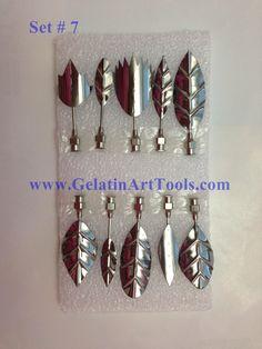#agujas para gelatinas artisticas# www.gelatinarttools.com