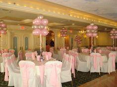 wedding balloon centerpieces Balloon Centerpieces