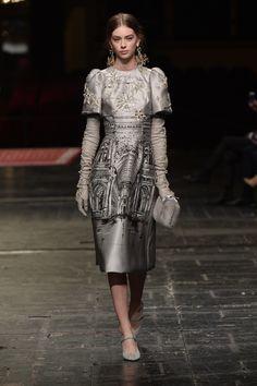 Défilé Dolce & Gabbana Alta Moda Haute Couture printemps-été 2016 14