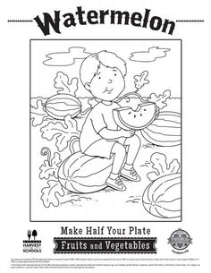 Brussels Sprouts Coloring Pages | Food Hero - healthy food ...