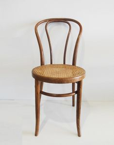 Bugholz Armlehnenstuhl Cafehaus Stuhl 20er Stil Bistrostuhl Massiv Küchenstuhl