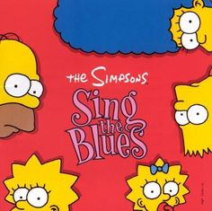 The Simpsons Sing the Blues [CD]