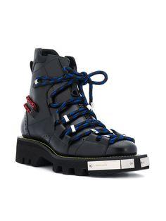 Designer Boots for Men : Trekking Combat boots Men's Shoes, Shoe Boots, Shoes Sneakers, Shoe Bag, Mens Designer Boots, Designer Shoes, Hiking Gear, Hiking Boots, Trekking Outfit