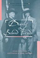 Dearly Beloved Friends: Henry James's letters to younger men by Susan Gunter in Giovale Library PS 2123 .A4 2002