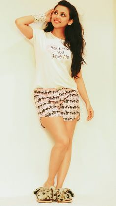 Blog post on Cute Nightwear: Cat Print Shorts and Puppy Slippers - http://fashionbyruda.com/index.php/blogs/page?bid=ec5decca5ed3d6b8079e2e7e7bacc9f2  Check out and leave your comments!!