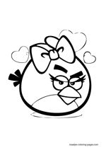 Angry Birds, Pink Bird Stella