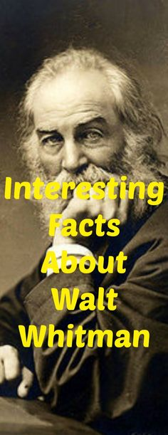 walt whitmans influence on poetry essay Walt whitman, a well known literary author of poetry, wrote many pieces of work that reflected strong sexual imagerythis sample research paper on his work and the psychological undertones analyzes the core reasons behind his imagery.