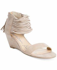 ef52bec40b American Rag Carllie Demi Wedge Sandals - Espadrilles  amp  Wedges - Shoes  - Macy s Taupe