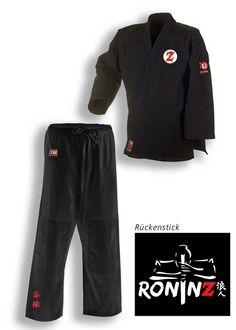 Ju-Jutsu Anzug 'Cayon' black RoninZ Edition günstig bei Sport und Spiel 99