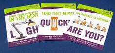 Tempo Leaflets Leaflets, Good Find, Company Logo, Marketing, Logos, Brochures, Logo, Flyers