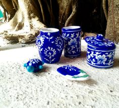 #StoreIndya #BluePottery #Rajasthan #Handcrafted #HandPainted #HomeDecor #KitchenAccessories