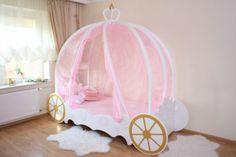 Kinderbett Kutsche Exclusive