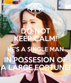 Go watch The Lizzie Bennet Diaries on youtube.