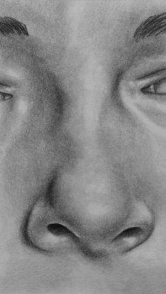 How to Draw the Nose – Tutorial