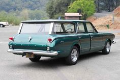 Dodge Dart Wagon 1963
