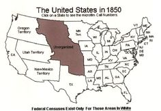 One reason for the upcoming Civil War, was the disposition of who would control the brown areas, once statehood was granted. Genealogy Humor, Genealogy Sites, Genealogy Research, Family Genealogy, Us History, Family History, American History, Black History, Family Research