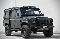 East Coast Land Rover Defender Beast