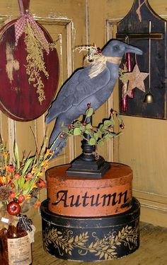 Primitive Crow...