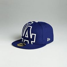 2d8585ae6a8aa Los Angeles Dodgers Oversized 59FIFTY  21.98 i wear 7 5 8....hint!! Mykel  Perry · hats · New Era ...
