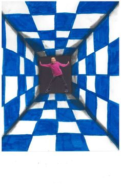 Diy Discover Perspektiv collage - Fifth Grade Op Art Project using one point perspective Club D& Illusion Kunst Classe D& Perspective Art One Point Perspective Grade Art Sixth Grade Grade 2 Ecole Art Club D'art, Arte Elemental, Illusion Kunst, Classe D'art, 6th Grade Art, Sixth Grade, Grade 2, Perspective Art, Ecole Art
