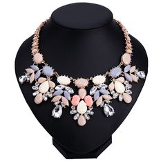 New Fashion Choker Necklace Flower Necklace Statement Collar Necklace Pendant for Women Latest Fashion Trends, New Fashion, Fashion Outfits, Womens Fashion, Flower Necklace, Collar Necklace, Women Accessories, Chokers, Pendant Necklace