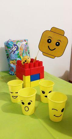 Encuentra toda la decoración para una divertida Fiesta de Cumpleaños al estilo LEGO
