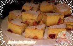 Karamellrétegen sült szilvás sütemény