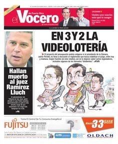 Edición 18 de Junio 2015  El Vocero de Puerto Rico