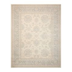 Shop Nourison Rug 099446282 Kathy Ireland Royal Serenity Hyde Park Ivory Blue Area Rug at The Mine. Browse our area rugs, all with free shipping and best price guaranteed.