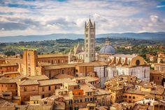 #Florens eller #Siena. Vilken destination föredrar du?