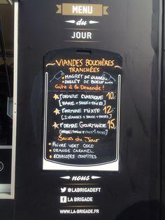 Paris Food truck—@labrigadeft Bibliotheque MK2
