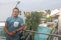 AIRBNB SINGAPORE Home And Away, Singapore, Men Casual, Vacation, Mens Tops, Travel, Food, Fashion, Moda