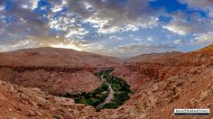 Draa Valley, Morocco. 51 stitched photos Fuji X100T