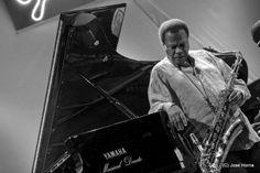 Wayne Shorter Quartet by José Manuel Horna at Festival Internacional de Jazz de Getxo (6-07-2012)