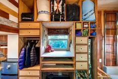 Storage-Ideas-To-Inspire-You/ tiny house bedroom, home bedroom, hidden stor