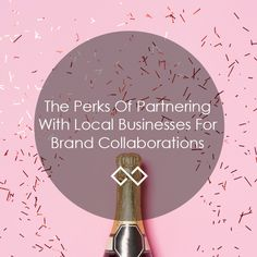 As a local business helping small business owners grow their reach, we're all for brand collaborations. Cross-promotion creates a sense of community support