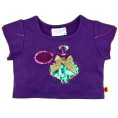 Purple Perfume T-Shirt - Build-A-Bear Workshop US