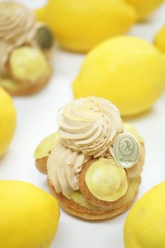 Citron Saint-Honoré...<3