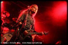 Arcania - thrash metal - France (Motocultor 2014)